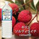 It is ソルティライチ 1500mlPET (1.5L) one from Kitchn of the giraffe world