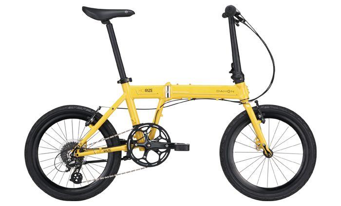 DAHON(ダホン) DAHON(ダホン) Horize 20インチ 8speed シトロンイエロー 折りたたみ自転車 17HORIYL00 【送料無料】(北海道・沖縄・離島除く) DAHON(ダホン) Horize 20インチ 8speed シトロンイエロー 折りたたみ自転車