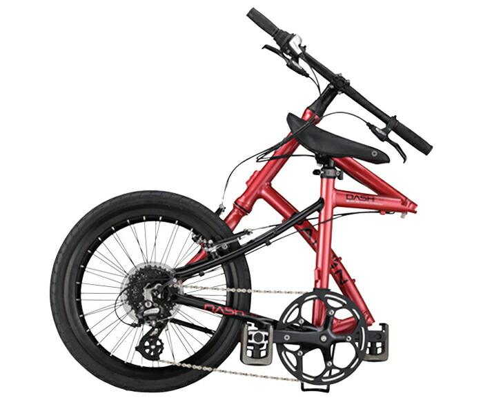 DAHON(ダホン) DAHON(ダホン) Dash P8 20インチ 8speed フロストグリーン 折りたたみ自転車 17DSP8GR00 【送料無料】(北海道・沖縄・離島除く) DAHON(ダホン) Dash P8 20インチ 8speed フロストグリーン 折りたたみ自転車