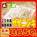25 Year Brown sasanishiki of Fukushima Prefecture from 30 kg