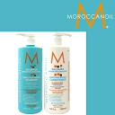 Set big bottle fs3gm of 1,000 ml of モロッカンオイルモイスチャーリペアシャンプー & moisture repair treatment 1,000g for business use