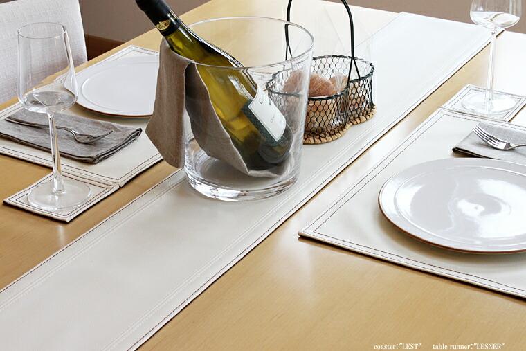 テーブルランナー/コースター