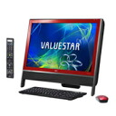 NEC desktop PC VALUESTAR N PC-VN570GS6R (VN570/GS6R) クランベリーレッド