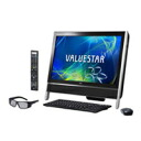One NEC desktop PC type VALUESTAR PC-VN790GS (VN790/GS) Fine black