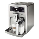 Japan Saeco Excelsis stainless steel (Stainless steel Xelsis) espresso machine SUP 038