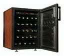 Up to 38 ドメティック company wine cellar CS32DC / grain of wood door / storing