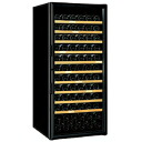 """Open unpacking installation with ' アルテビノ (Altevino) FVM10 FM series-150 storage color: noir wine cellar ◆ non-cash on delivery"
