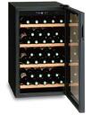 Three-star trade non-freon wine cooler MB-6110C black wine storage capacity 32 wine Cabinet