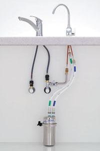 シーガルフォー浄水器  X1-GA01-FPb