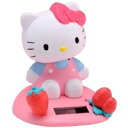 Healing moves in the light in the room toys nohohon people Hello Kitty Strawberry eco tribe-hidamari
