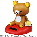 It is citizen of family, ひだまりの rilakkuma heart Eco solar the toy of healing to change by the light of the room nonchalantly