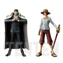 One piece DX THE GRANDLINE MEN Vol.0 2 figures set Grand line men