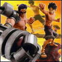 One piece figure skating DXF figure skating MANHOOD LUFFY ZETTO ルフィ & Z set