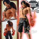 One piece PVC figure MASTER STARS PIECE THE PORTGAS. D.ACE マスタースターズ-piece ACE