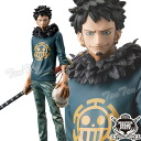 One piece PVC figure MASTER STARS PIECE THE TRAFALGAR. LAW マスタースターズ piece Trafalgar law