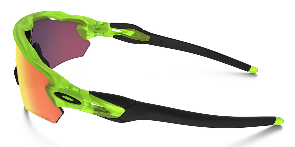 oakley prizm road radarlock  radar ev path