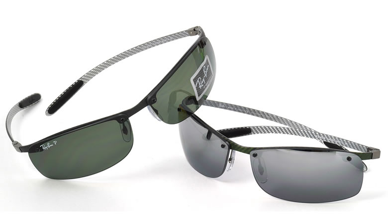 7b8cd96fa2 Ray Ban 8305 Carbon Lite Dark Carbon 082 71