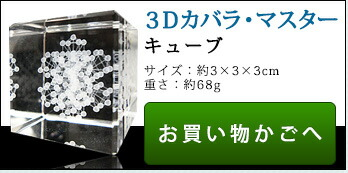 3Dカバラ キューブ
