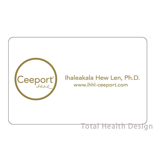 Ceeportカード(ホワイト)