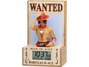 ONE PIECE one piece alarm clock Citizen citizen port gas D ace 8RDA58RH38