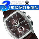 SEIKO wired men watch new standard men watch chronograph model brown AGAV085