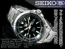 5 SEIKO rolling by hand & self-winding watches type men watch black dial silver stainless steel belt SRP153J1