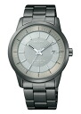 シチズンレグノメンズ watch solar technical center standard gray black KH2-006-11
