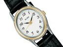SEIKO ALBA Seiko Alba standard ladies watch white * gold * black AIHK001
