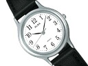 SEIKO ALBA SEIKO Aruba standard pair watch Lady's watch white X black AIHN007