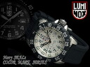 Luminox men's watches silver rubber 3157