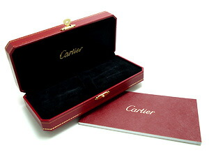 卡地亚钢笔盒只