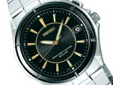 SEIKO Seiko WIRED wired new standard model solar wave mens watch AGAY007
