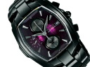 SEIKO Seiko WIRED wired DELTA Delta chronograph men's watch-purple / black AGAV056