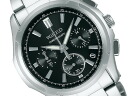 WIRED SEIKO Seiko wired mens watch chronograph new standard model black AGAW408