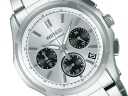 SEIKO WIRED SEIKO wired men watch chronograph new standard model silver AGAW409