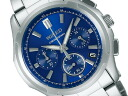 WIRED SEIKO Seiko wired mens watch chronograph new standard model blue AGAW410