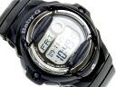 Casio baby G overseas monopoly model ladies digital watch black dial black enamel urethane belt BG-169R-1DR