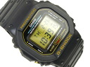 Casio G shock reprint model digital Watch Gold Crystal urethane belt DW-5600EG-9VS