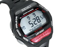 Seiko ProspEx Super runners running watch black / red SBDF021