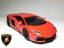 람보르기니 アヴェンタドール LP700 1/18 크기 (오렌지 레드) 공식 라이센스 제품 アベンタドール Lamborghini Aventador LP-700