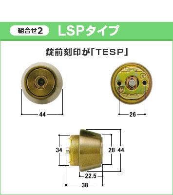 THM型+LSPタイプ