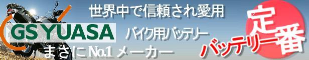 GS/YUASA�Х����ѥХåƥ