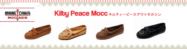 MINNETONKA �ߥͥȥ󥫡� Kilty Peace Mocc������ƥ����ԡ��������ȥ⥫����