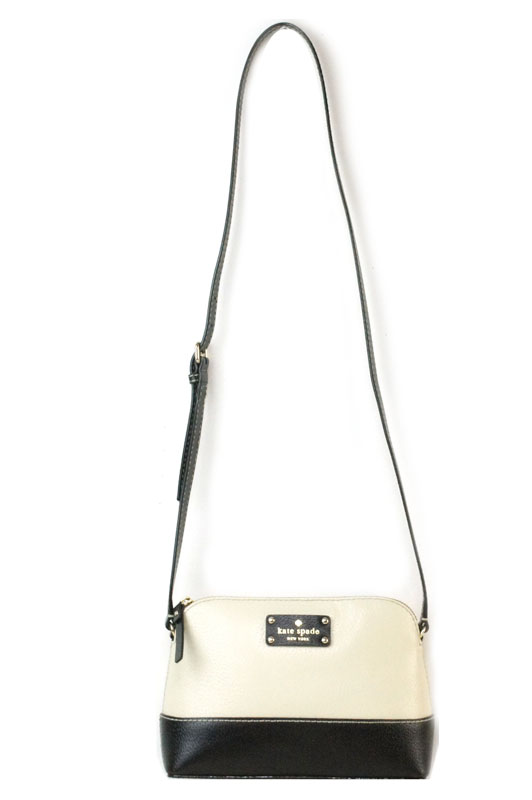White Kate Spade Crossbody Bag 71