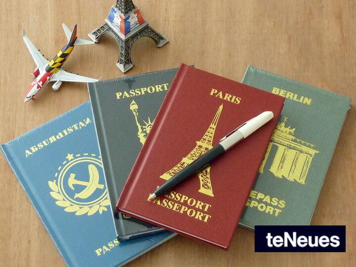 ドイツ「teNues」社のノート。
