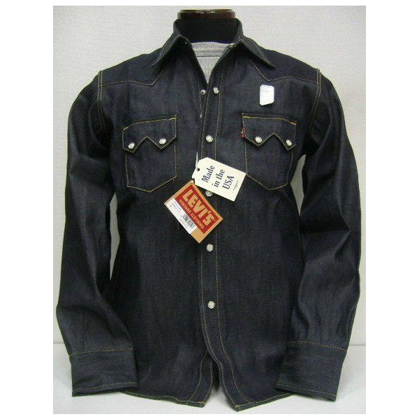 Amekajisurieito rakuten global market levi 39 s xx levi for Levis vintage denim shirt 1950 sawtooth slim fit