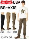 BIG STAR 1974 CHINO 3 COLORSINDUSTRY 제품 Lot BS-AXIS (TAU 5266 NVY 3769 DKK 1284)