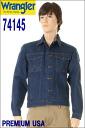 Wrangler Western Jeans Denim Jackt 커맨더 74145 신품 인디 고 데님 G 쟌 웨스턴 데님 쟈 켓