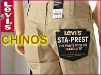 Levi's CHINOS