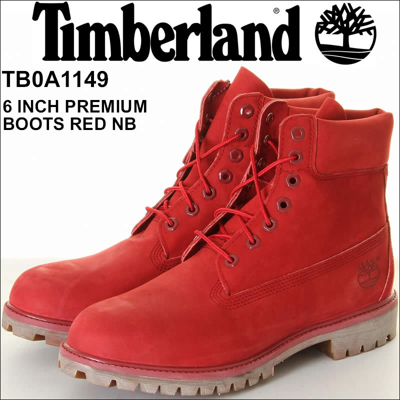 Red Boots Mens - Cr Boot